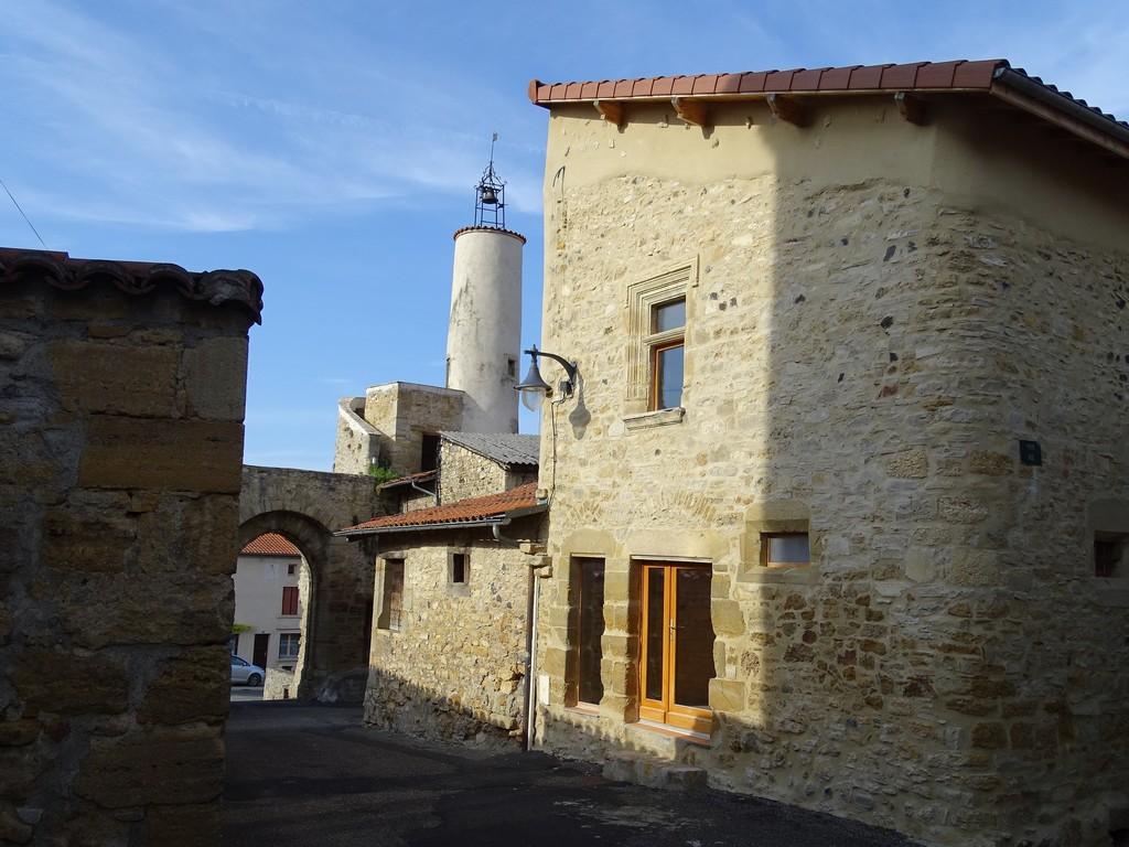 image décorative - village de Chas